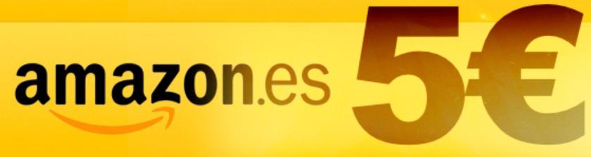 Amazon 5 euros